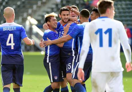 U.S. players gaining, losing ground