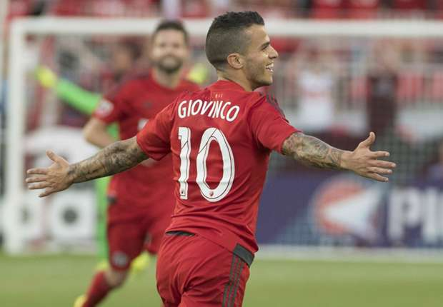 WATCH: Giovinco buries hat trick against Revolution