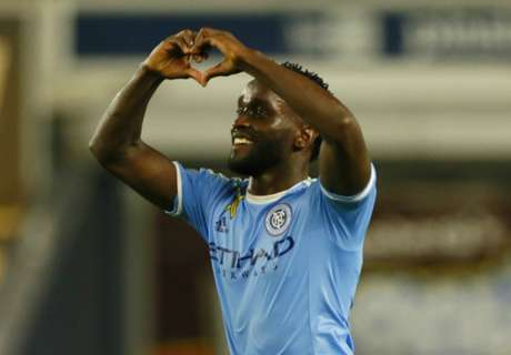 Subs shine in NYCFC romp
