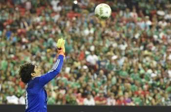 Mexico goalkeeper Guillermo Ochoa joins Granada on year-long loan
