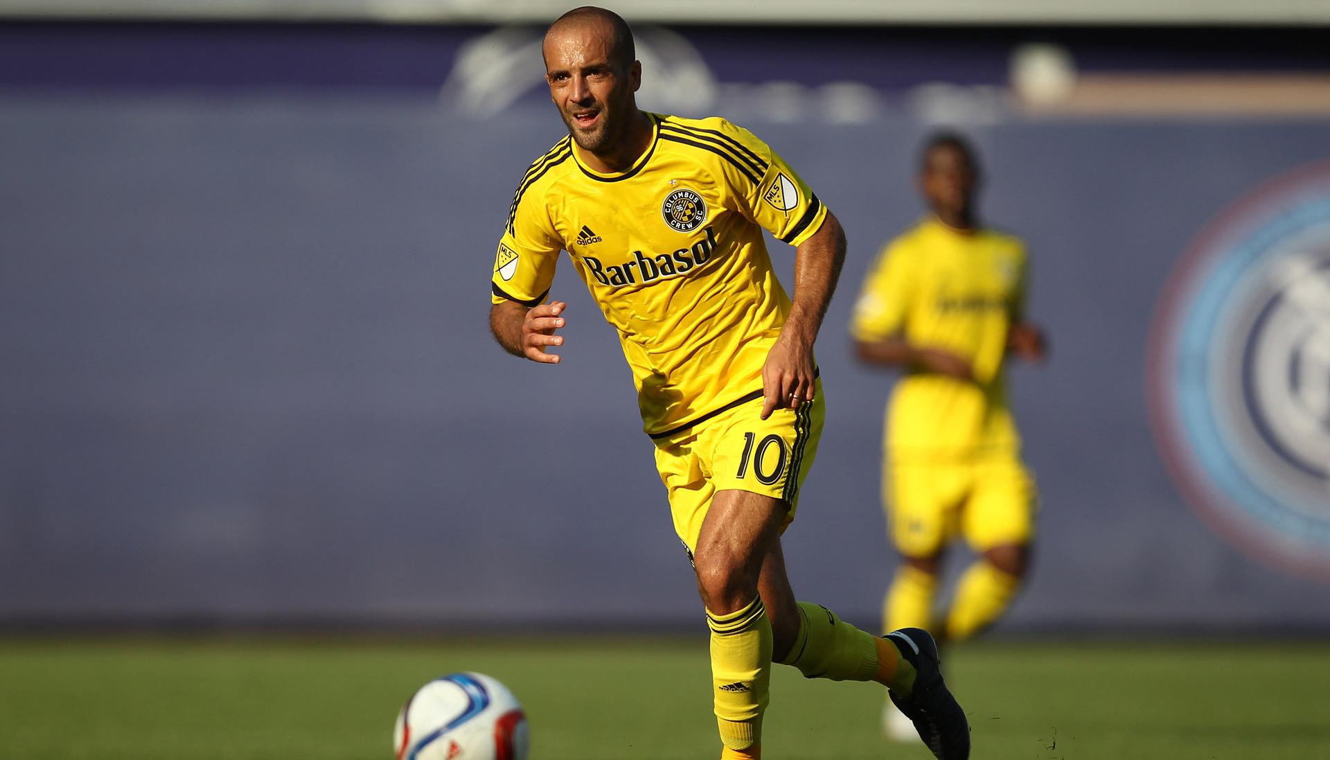 Federico Higuain Columbus Crew MLS 08292015