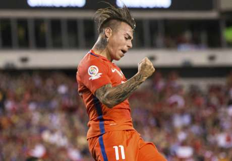 Vargas makes Chile an imposing foe