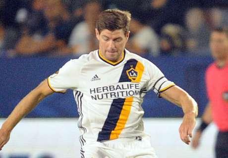 Gerrard pode deixar o LA Galaxy