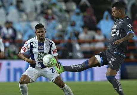 Monterrey misfires in first leg