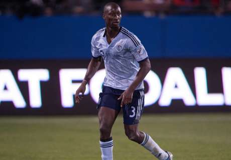 Opara shining for Sporting KC