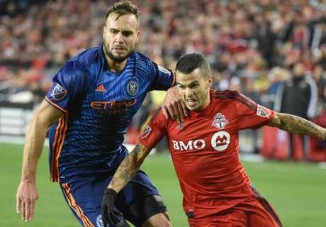 MLS Wrap: Bradley shines in TFC win