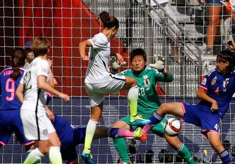 AS Kampiun Piala Dunia Wanita 2015