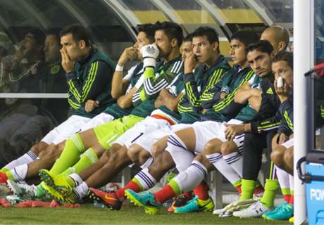 El Tri players thought about retiring
