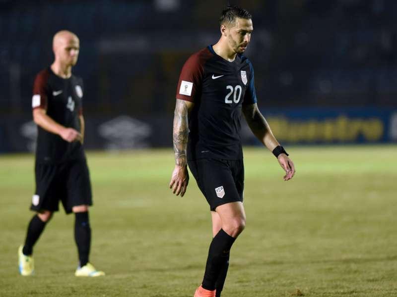 Klinsmann's USMNT hits rock bottom in loss to Guatemala