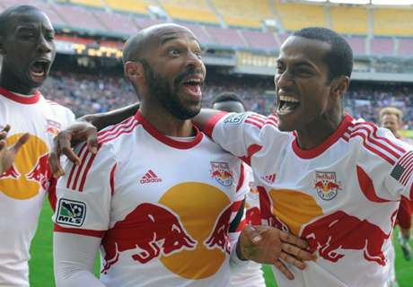 Red Bulls begin to soar with Henry