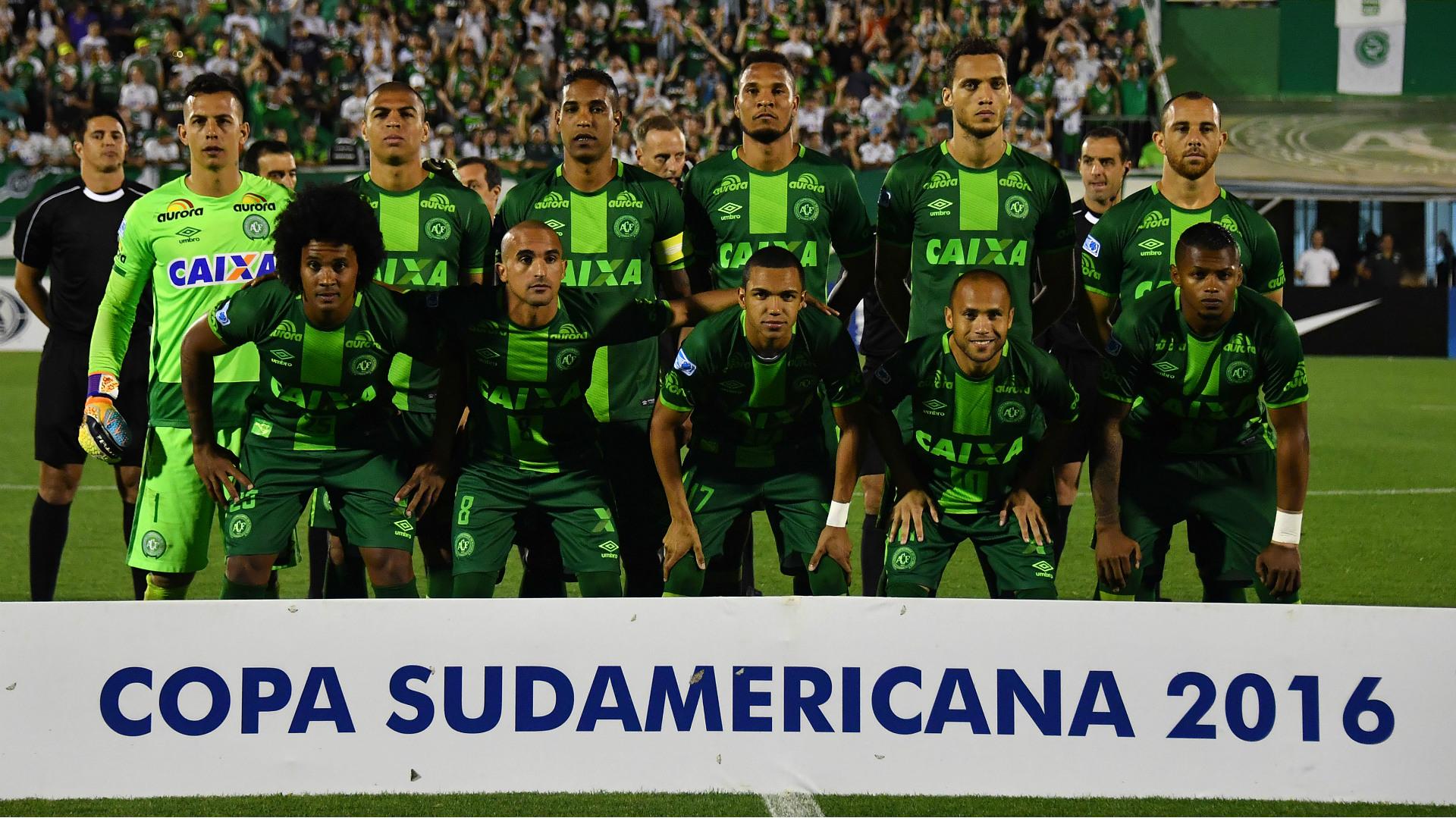 Chapecoense Copa Sudamericana semifinal 11232016 - Goal.com