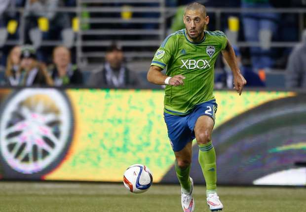 Clint Dempsey Seattle Sounders MLS 03082015