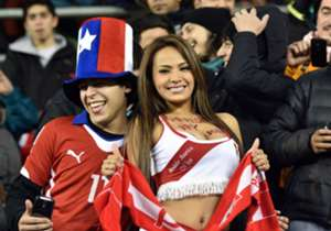 With the Copa America nearing an end, Goal takes a look at some of the best fan photos from the tournament in Chile.