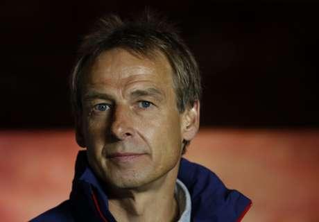 Klinsmann opens up to Goal