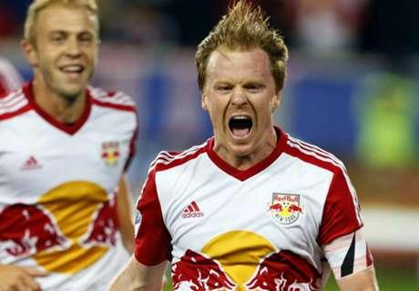 McCarty, Kljestan lead MLS TOTW