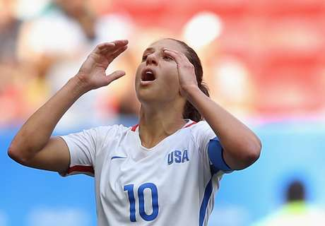 Takeaways from USA's shock Rio exit
