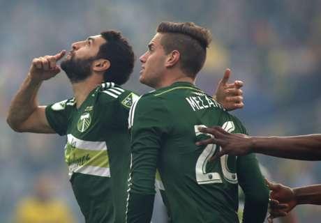 MLS: Columbus 1-2 Portland