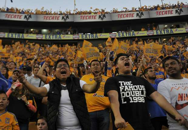 El Volcan erupts as Tigres deny America title in wild final