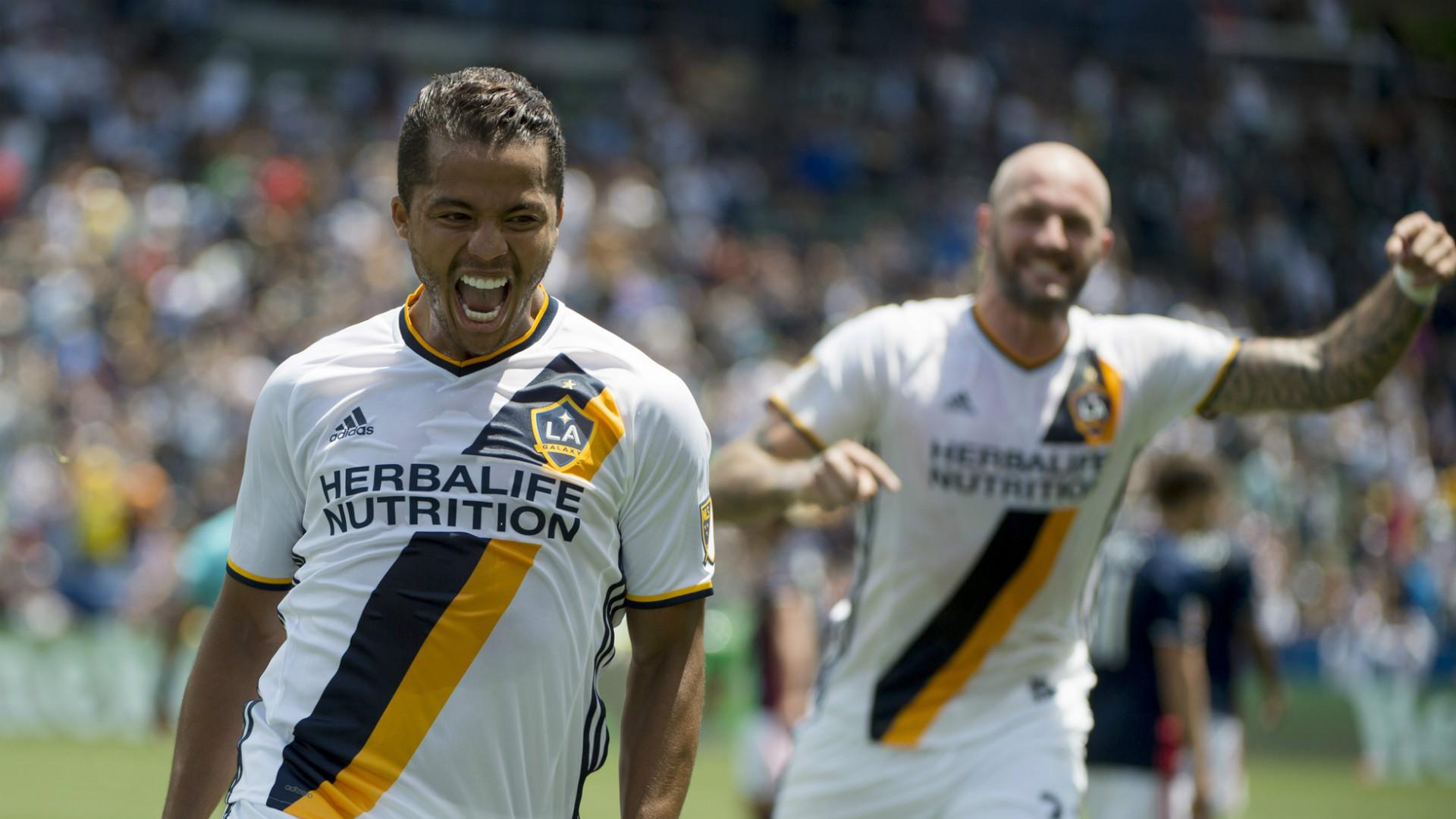 Gio Dos Santos LA Galaxy MLS 05082016