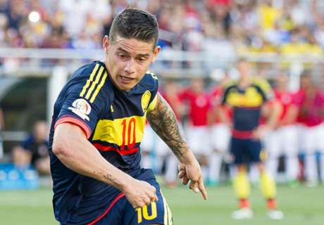 Betting: Colombia vs Paraguay