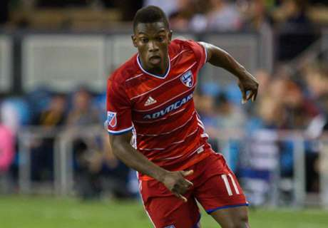 Castillo misses FC Dallas match