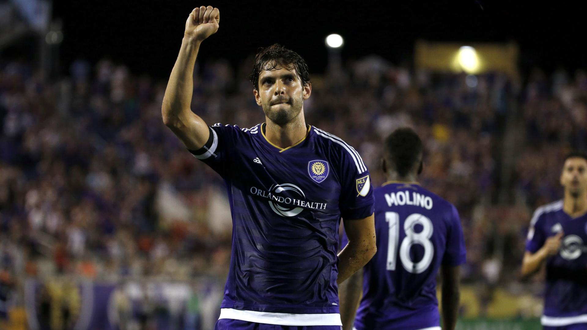 Kaka Orlando City MLS 08282016