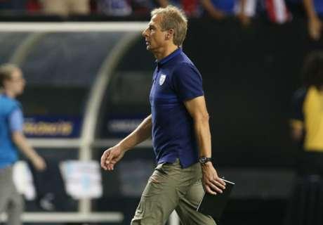 What if Klinsmann just walked away?
