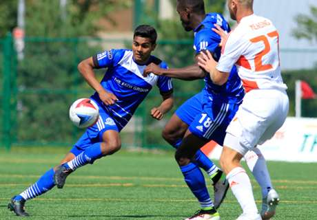 Canada U-20 Shome showing promise
