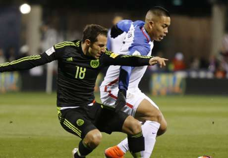Will absences affect Mexico clash?
