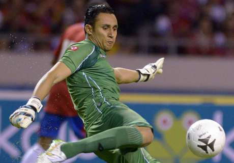 Keylor Navas ruled out of Copa America