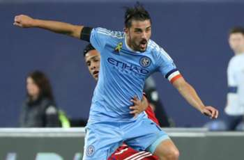 MLS Team of the Week: David Villa leads dominant NYCFC