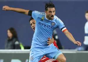David Villa, Khiry Shelton and Jefferson Mena are in Goal's MLS Team of the Week after New York City FC cruised to a 4-1 win over the Chicago Fire.