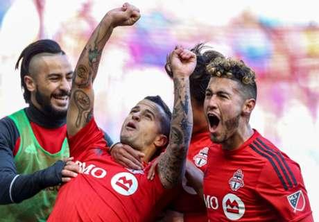 Giovinco Menangkan Toronto, Galaxy Pesta Gol