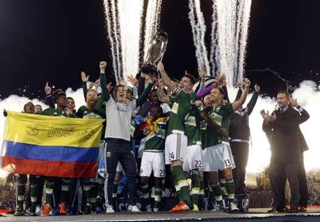 Columbus-Portland 1-2: MLS ai Timbers