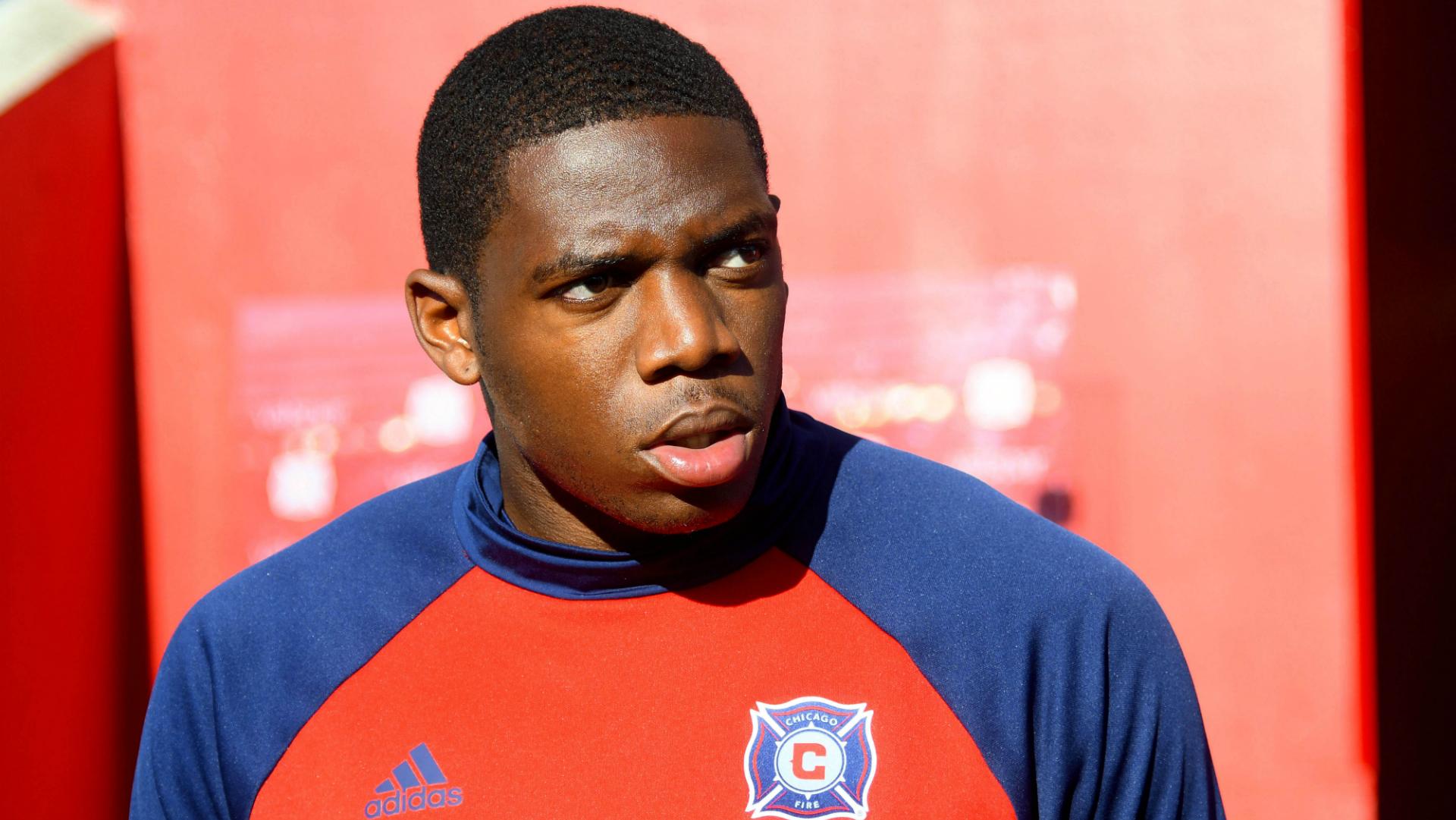 Sean Johnson Chicago Fire MLS 06212016