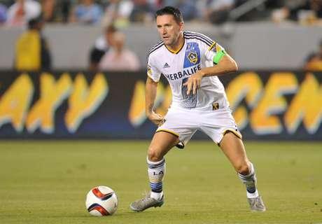 Keane double grants LA Galaxy win