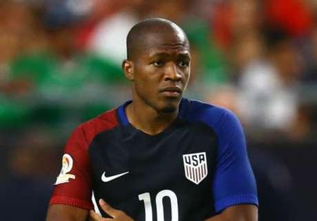 Will Nagbe ever play for U.S. again?