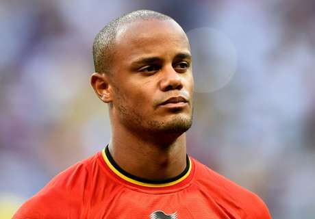 Wilmots: Kompany will play for Belgium