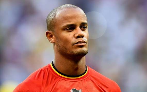 Kompany avoids serious injury after calf strain fear