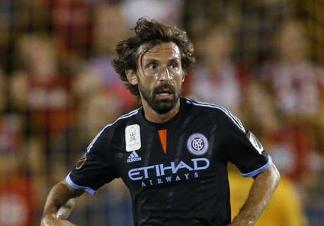 'Pirlo's wages make Palmeiras unlikely'