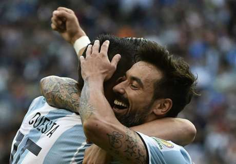RATINGS: Argentina 3-0 Bolivia