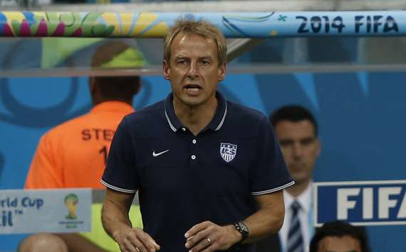 Klinsmann: Germany are favourites to win World Cup