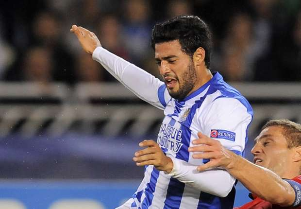CONCACAF Player of the Week: Carlos Vela
