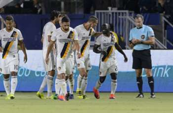 MLS Review: LA Galaxy, Toronto FC advance to conference semifinals