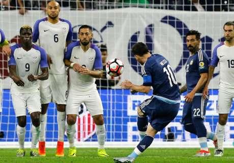아르헨 최다골 기록 깬 메시, 대관식까지 한 걸음