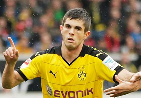 RUMORS: Stoke bids for Pulisic