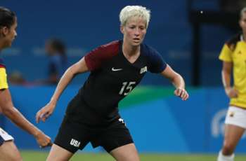 USWNT star Rapinoe: 'FIFA doesn't really care' about women's soccer