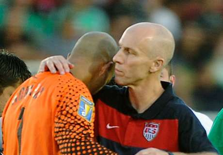 Howard: Bradley is no pushover