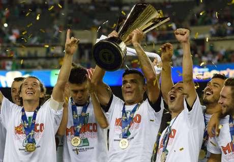 México é campeão da Copa Ouro