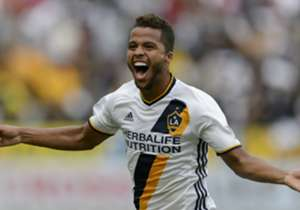 There were seven first-time selections — including LA Galaxy star Giovani dos Santos — as MLS unveiled its 2016 Best XI on Monday.
